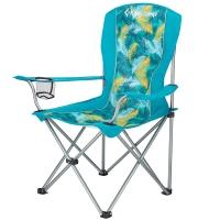 康尔KingCamp折叠椅 折叠凳 午休椅 户外野餐休闲扶手便携款KC3818棕榈绿