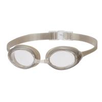 速比涛speedo 原装进口泳镜 高清防雾防水大框游泳镜 男士女士游泳眼镜石灰11301281