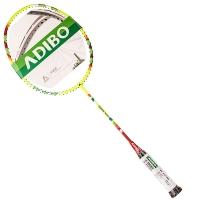 艾迪宝ADIBO儿童全碳素羽毛球拍 训练单拍CS61已穿线