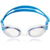 速比涛speedo 游泳镜高清防雾防水眼镜男士女士泳镜湖水蓝 11301764