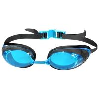 拓胜(TOSWIM)近视泳镜男女防水防雾高清男大框正品游泳眼镜400度