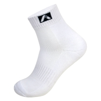 艾迪宝(ADIBO)羽毛球袜 男女款毛巾底运动袜A05