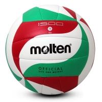 摩腾(molten)PU 学生比赛 训练 排球 V5M1500-SH