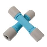 米客(MIKE)MK2015-1.5KG*2 健身器材家用运动男士小哑铃瘦手臂女士体育用品哑铃套装kg练臂肌