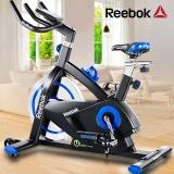 锐步(Reebok)动感单车 家用静音自发电室内健身车GSB