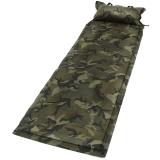 夏诺多吉CHANODUG 自动充气垫 加厚加宽 帐篷野营充气垫 户外睡垫 午休垫子 迷彩2.5cm气垫 8889-1