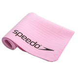 速比濤speedo 游泳吸水運動巾40*30cm 柔軟速干 強力吸水皮膚質感淺紫粉紅 11501530