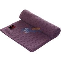 伊梵娜高级瑜伽辅助用品环保耐用便携式加厚瑜伽铺巾 紫色