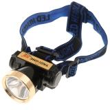 遥明 yaoming LED强光头灯夜钓远射充电式钓鱼户外打猎 矿灯头戴手电筒 YM-3188
