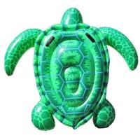 INTEX 56524大海龟儿童水上动物坐骑成人游泳充气玩具