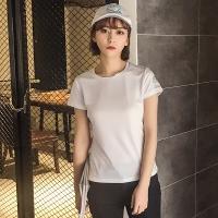 DISCOVERY EXPEDITION 女士户外速干圆领T恤 FAJF82253 白色 M