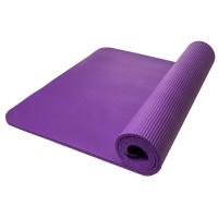 米客(MIKE)MK1816-B-10mm 运动垫瑜伽垫健身防滑无味仰卧起坐垫 初学瑜珈垫瑜伽毯加厚男女