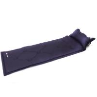 夏诺多吉CHANODUG 自动充气垫 加厚加宽 帐篷野营充气垫户外睡垫 午休垫子 蓝色2.5cm气垫 8889-1