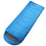 康尔KingCamp双层睡袋 户外成人高保暖 中空棉信封式-13℃ KS3151蓝