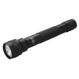 博客(Bocca) 手电筒手电 户外迷你手电筒便携泛光防水手电筒 铝合金LED手电筒 SLT-P019(黑色)