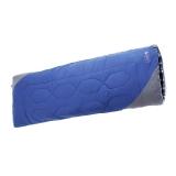 牧高笛户外装备 春秋款露营成人信封式可拼接棉睡袋 XY MF091006 蓝色