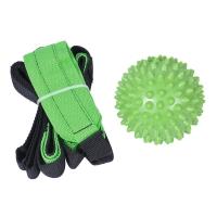 米客(MIKE)MK2601-01 瑜伽拉筋伸展带空中瑜伽用品辅具拉伸带力量训练瑜伽带弹力带挂绳