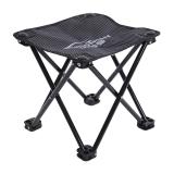 沃特曼Whotman 马扎折叠椅便携式小凳子钓鱼椅户外休闲马扎 小号 WY1775条纹黑