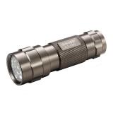 博客(Bocca) 手电筒手电 迷你型泛光手电筒 家用手电筒 航空铝合金制造SLT-P009(铁灰)
