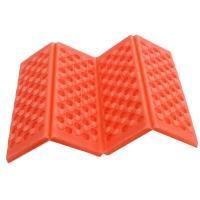 红色营地  便携折叠户外防潮垫 加厚简易小坐垫子