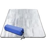 创悦 防潮垫 野餐垫 铝膜 户外便携式两人帐篷用 CY-5822