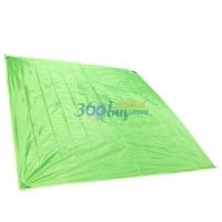 尚龙 大号牛津布防潮垫野餐垫 防水遮阳天幕 聚餐露营地布 210D+PU涂层(210cm*200cm)SL-144N