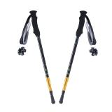 康尔KingCamp 登山杖 航空铝合金手杖 2根装对杖 户外徒步 四节伸缩 KA4668