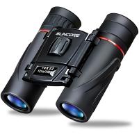 舜光(SUNCORE)旅行家10X22 双筒望远镜高倍高清便携观演唱会 微光可视非红外