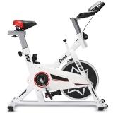 艾玛EMMA 动感单车家用静音健身车 室内自行车 运动健身器材 S9018