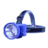 安备 头灯 钓鱼灯 夜钓灯 强光手电 矿灯 户外骑行打猎头灯 5033蓝