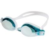 奇海镀膜泳镜男女通用平光游泳镜比赛训练 游泳装备 2500M浅绿