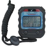 天福计时秒表多功能电子表专业运动比赛田径跑步计时器PC90三排60道