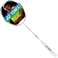 尤尼克斯YONEX羽毛球拍单拍全碳素YY羽拍林丹(限量版)暴力进攻VTZF2 LD银白色