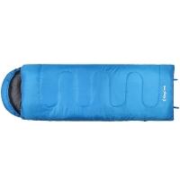 康尔KingCamp睡袋 户外成人棉睡袋 加厚春秋露营 可拼接双人-3℃ KS3121蓝色右