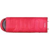 康爾KingCamp睡袋 戶外成人棉睡袋 加厚春秋露營 可拼接雙人-3℃ KS3121深紅右