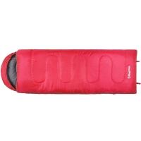 康尔KingCamp睡袋 户外成人棉睡袋 加厚春秋露营 可拼接双人-3℃ KS3121深红右