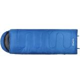 康尔KingCamp睡袋 户外成人棉睡袋 加厚春秋露营 可拼接双人-3℃ KS3121深蓝右