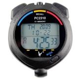 天福秒表三排专业运动计时器体育训练跑表防水多功能计时PC2310