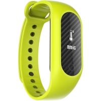 博之轮(BOZLUN)智能手表户外运动跑步光学测血压血氧心率手环 B15S果绿