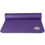 米客(MIKE)MK1816-C-10MM 瑜伽垫加宽80CM运动垫无味加厚10mm健身垫初学者运动防滑愈加毯子