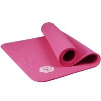 米客(MIKE)MK1812-C-10MM 瑜伽墊加寬80CM運動墊無味加厚10mm健身墊初學者運動防滑愈加毯子