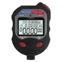 天福多功能电子秒表田径比赛专业计时器三排60道记忆表PC560