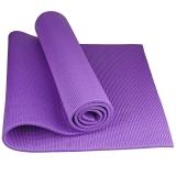 乐士Enpex 8mm加厚瑜伽垫 男女加厚健身垫 俯卧撑垫 紫色