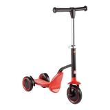 gb好孩子儿童多功能助步三轮滑板车SC800-L002 红色