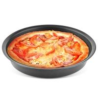 尚烤佳披萨盘烘焙工具模具圆形派盘不粘涂层烤盘9寸麦甜系列