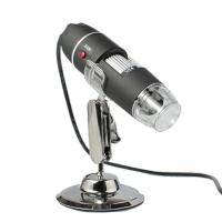 paulone 500倍变倍高清放大镜 数码显微镜 手持接电脑 USB带测量电脑显微镜电脑放大镜XWJ001