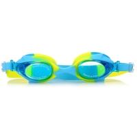 NHYD 宁弘 儿童泳镜 防水防雾 多彩 NJ1100-5蓝黄色