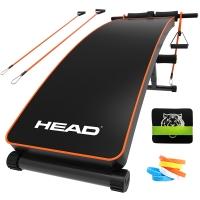 海德(HEAD)H859 仰卧板 多功能腹肌板升级款