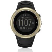 博之轮(BOZLUN)户外运动智能手表GPS跑步实时心率多功能腕表 S23金色