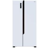 海信(Hisense)BCD-518WT518升 对开门冰箱纤薄机身 风冷无霜电脑控温节能静音(珍珠白)